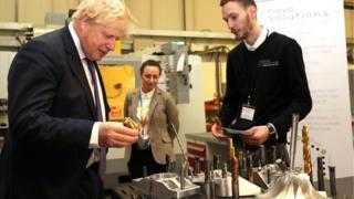 Technology Boris Johnson