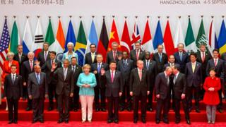 Лидеры G20 на общем фото