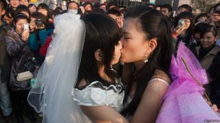 चीन, समलैंगिकता