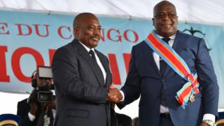 Kabila Tshisekedi