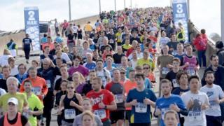 Southampton half marathon