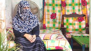 Pakistani polio worker Gulnaz