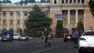پلیس تاجیکستان