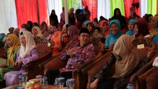 Women's Islamic conference in Indonesia