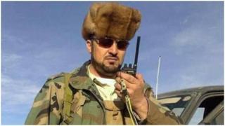 منابع محلی غور میگویند حمله انتحاری فضل احمد، فرمانده محلی غور، را هدف قرار داده است