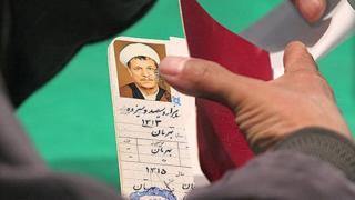 نقش هاشمی رفسنجانی در سیاست ایران