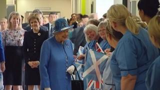 Queen opening