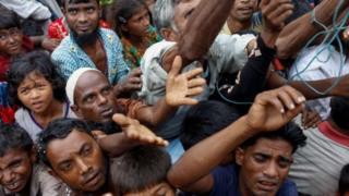 پناهجویان روهینگیا در بنگلادش