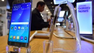 The Galaxy Note 5 was launched last year - but some users soon had trouble with the S-Pen stylus
