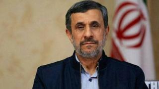 محمود احمدی نژاد هشت سال رئیس جمهور ایران بود