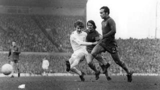 The 1970 FA Cup final replay between Chelsea and Leeds
