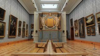 Sir Watkin Williams Wynn's organ