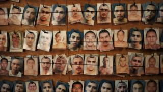 фото сальвадорских бандитов