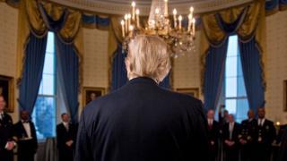 Trump ve Comey