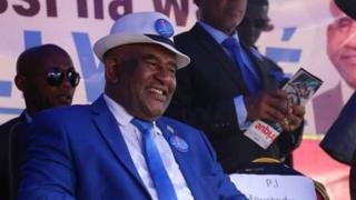 Azali Assoumani a été déclaré élu avec 60,77 % des votes par la commission électorale comorienne.