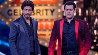 Shahrukh Khan da Salman Khan