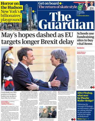 The Guardian Wednesday