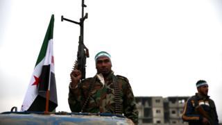 Rikicin Syria