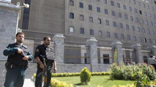 ایراني چارواکو د هېواد ګوټ ګوټ کې د نورو بریدونو له وېرې امنیتي تدابیر ټینګ کړي دي