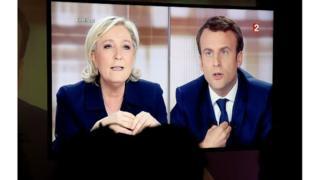 """''La sécurité et le terrorisme sont totalement absents de votre projet"""", a martelé Madame Le Pen."""