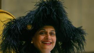 Leicester Lord Mayor Manjula Sood