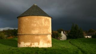 Dovecot at Auldearn