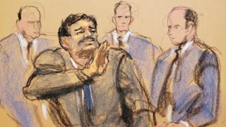 Guzmán aprovechó su comparecencia final para cuestionar todo el proceso.