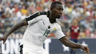 Le Ghanéen Nicholas Opoku a marqué contre son camp.