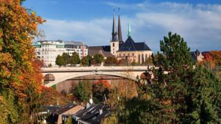 Ciudad de Luxemburgo