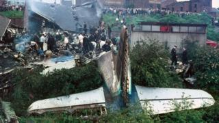 Stockport air disaster