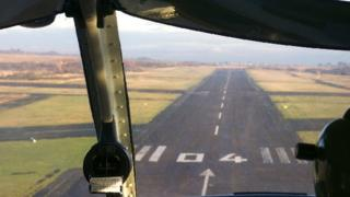 Swansea airport's commercial flights grounded due to 'safety concerns'