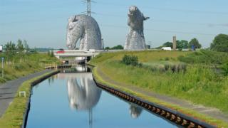 The Queen Elizabeth II Canal