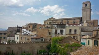 kota di Italia