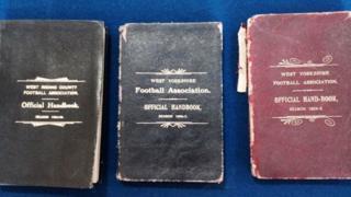 Football handbooks