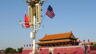 今年11月特朗普來訪時北京的藍天