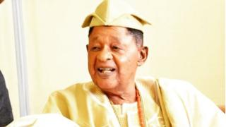 Aworan Alaafin Oyo