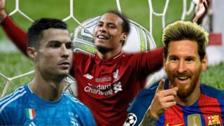 UEFA best player 2019
