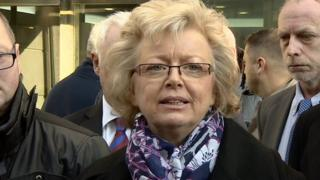 Pub bombings campaigner Julie Hambleton