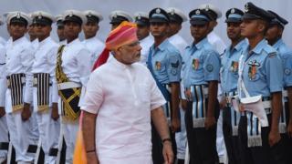 भारतीय सेना और मोदी