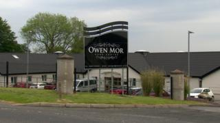 The Owen Mor care home