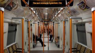 London overgroud
