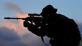 سربازان استرالیایی در افغانستان
