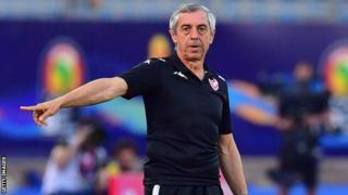 French coach Alain Giresse