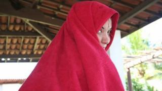 Loubna Abidar a révélé être atteinte d'un cancer de la gorge
