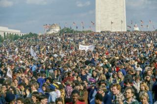 Marcha gay en Washington