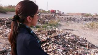 A ideia de menina de 10 anos que pode ajudar a resolver o crescente problema do lixo no seu país