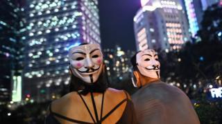香港示威持续多个月,暂时未有平息的迹象。
