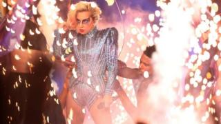 ai marketing 5g smartphones nanotechnology developments Lady Gaga performs during the Super Bowl in 2017