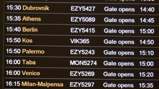 104873113 flights - EU to reveal no-deal Brexit plans