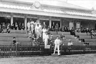 మొదటి భారత క్రికెట్ జట్టు